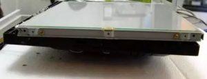 Соедините шлейф и разъём USB-контроллера