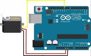 Arduino и серводвигатели