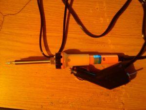 Автомобильный паяльник своими руками или простой регулятор для прикуривателя авто