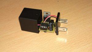 Реле поворотов на микроконтроллере