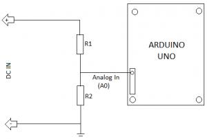 Вольтметр на Arduino
