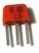 Маломощный транзистор