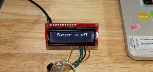 программирование ЖК-дисплея с контроллером ATmega328
