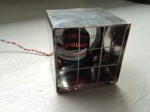 80 Watt Electric Heater