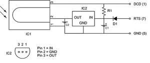 поставить на вход стабилизатора сглаживающий конденсатор