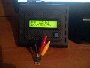 Мультитестер на Arduino
