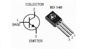 Транзистор прямой проводимости