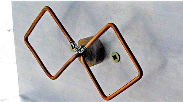 Wifi антенна двойной биквадрат своими руками 9