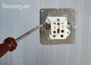 Как самому поменять выключатели в доме