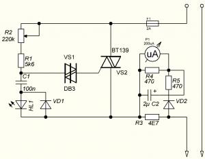 1268935536 reguljator moshhnosti 300x233 - Регулятор нагрева паяльника с индикатором мощности