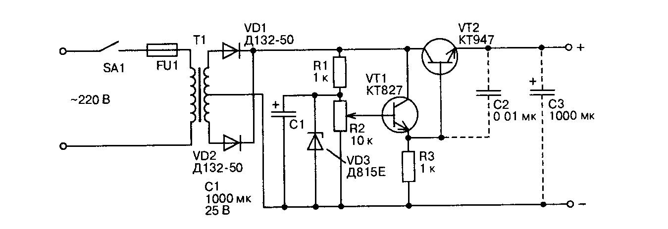 Зарядка для гелевых аккумуляторов 12в своими руками