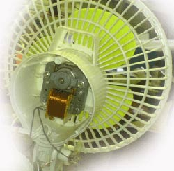 13 - Ремонт бытового вентилятора