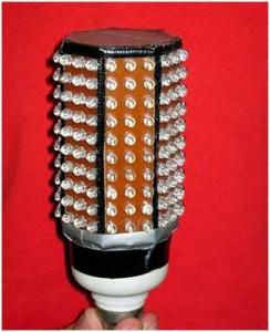 Как сделать светодиодную лампу своими руками