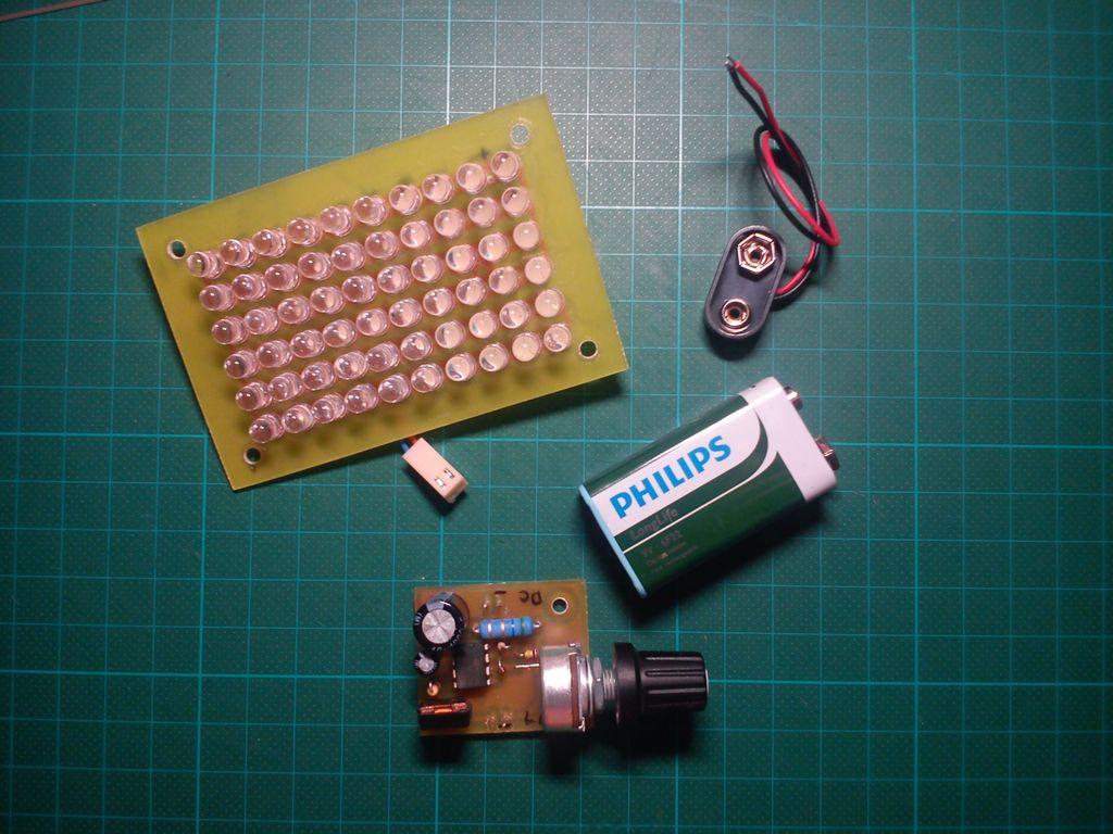 Как сделать стробоскопы своими руками для дискотеки