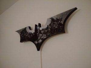Ночник Бэтмен своими руками своими руками