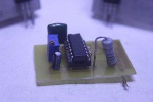 Как самостоятельно сделать простой преобразователь 12-220 В 50 Гц
