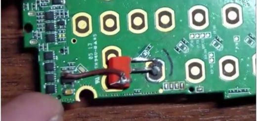 Аккумуляторный низковольтный миниатюрный паяльник