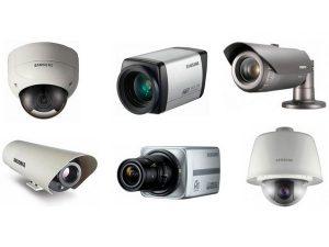 Муляж камеры в системе видеонаблюдения