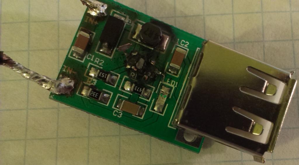 248beff55169 - Простенький PowerBank своими руками